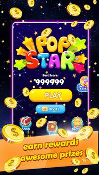 Pop Magic Star - Free Rewards -Best android game