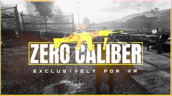 Zero Caliber VR PC Crack Download