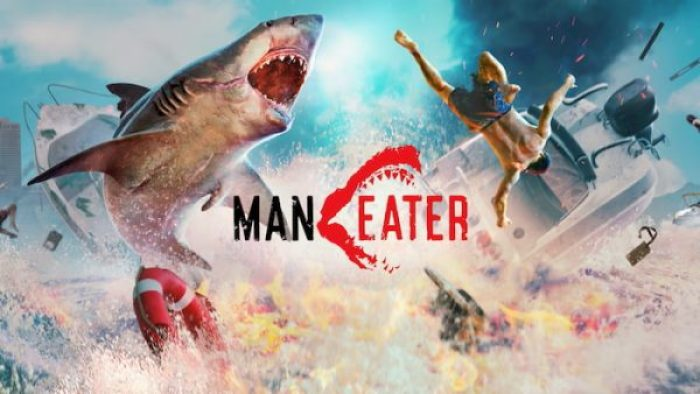 Maneater torrent download - Action game