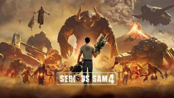 Download game hành động Serious Sam 4 miễn phí cho PC