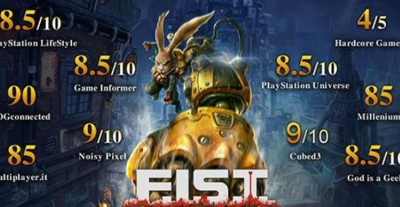 Tải game F.I.S.T.: Forged In Shadow Torch miễn phí cho PC