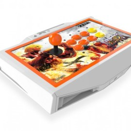 "New limited ""Rivals"" edition Ultra Street Fighter IV Stick!"