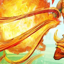 SFV: Dhalsim and F.A.N.G Official Character Guides