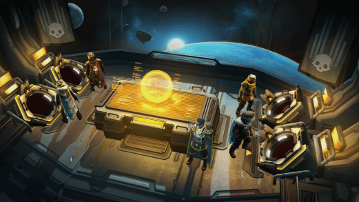 HELLDIVERS Enter pods