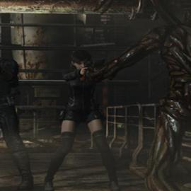 "Gameplay From The Upcoming ""Wesker Mode"" In Resident Evil 0"