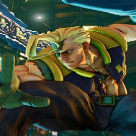 SFV: Nash Official Character Guide