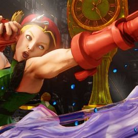 SFV: Cammy Official Character Guide