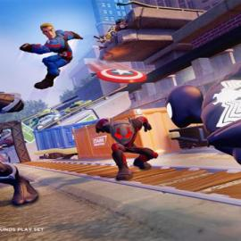 Disney Infinity's Marvel Battlegrounds Announced