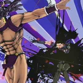 New Jojo's Bizarre Adventure: Eyes Of Heaven Trailer