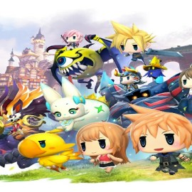 New World Of Final Fantasy Trailer