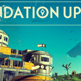 Foundation Update | No Man's Sky update 1.1