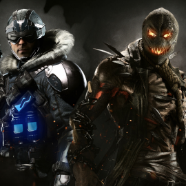 Injustice 2 | Captain Cold And Scarecrow Revealed