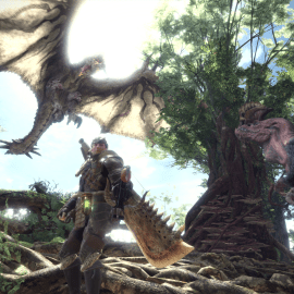 Multi-Platform Monster Hunter: World Announced @ E3
