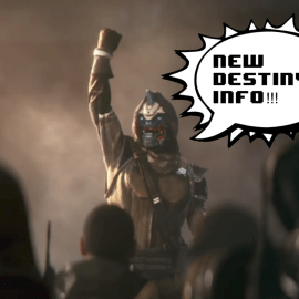 Destiny 2 News, Info and Trailers [updated 04 Sep]