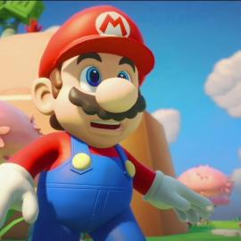 Mario + Rabbids Kingdom Battle | Mario Character Trailer