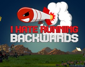 I Hate Running Backwards coming to your couches May 22nd