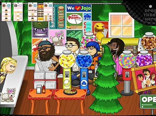 Free Online Restaurant Games Play Now