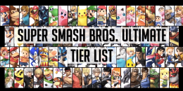 Super Smash Bros Ultimate Tiers by Pro Players