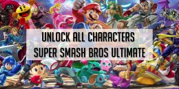 How to Unlock Every Character in Super Smash Bros Ultimate