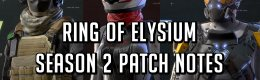 Ring Of Elysium Adventurer Season 2 Details, Patch Notes, New Characters and More Reveled