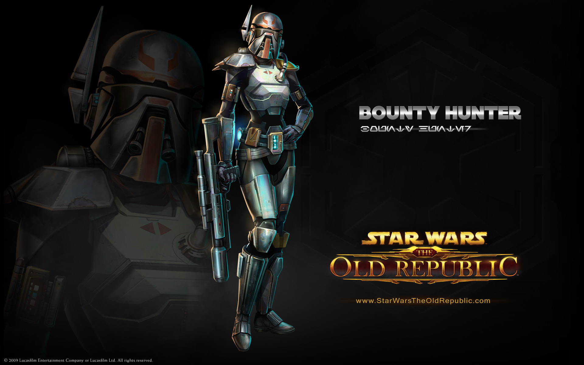 SWTOR Star Wars The Old Republic Bounty Hunter Guide