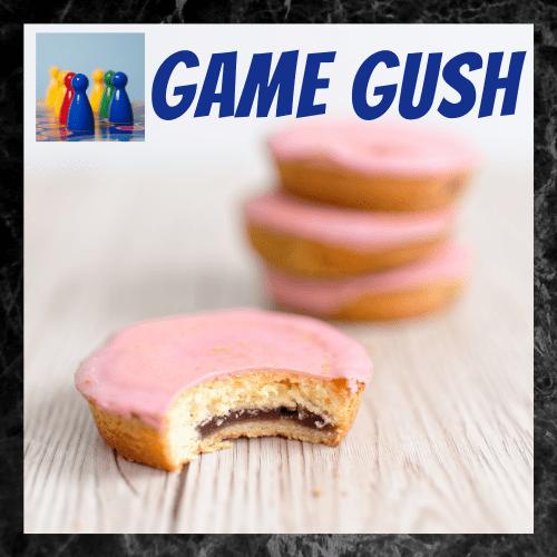 game gush logo