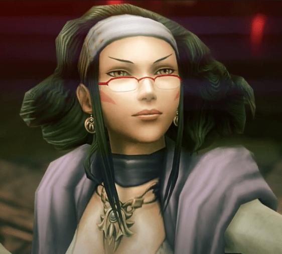 Dr. Arecia Al-Rashia Final Fantasy Type 0 Video Game Moms