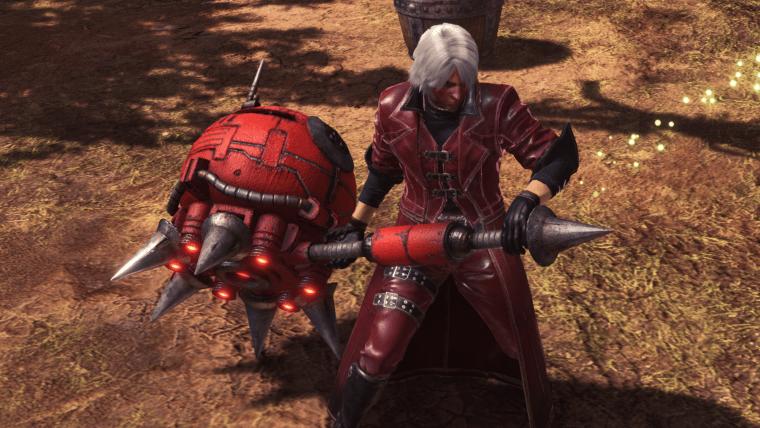 Super-8 Hammer Weapon monster hunter world