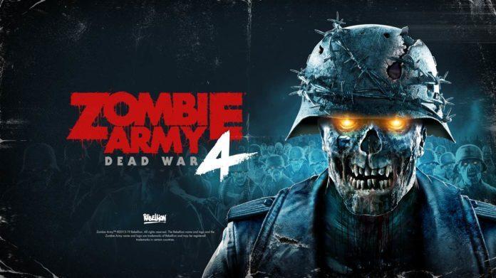 迫りくるゾンビの群れに、何秒冷静でいられるか? ゾンビパニック・ガンシューティング 『Zombie Army 4:Dead War』 PS4日本語パッケージ版が2020年4月23日に発売決定!