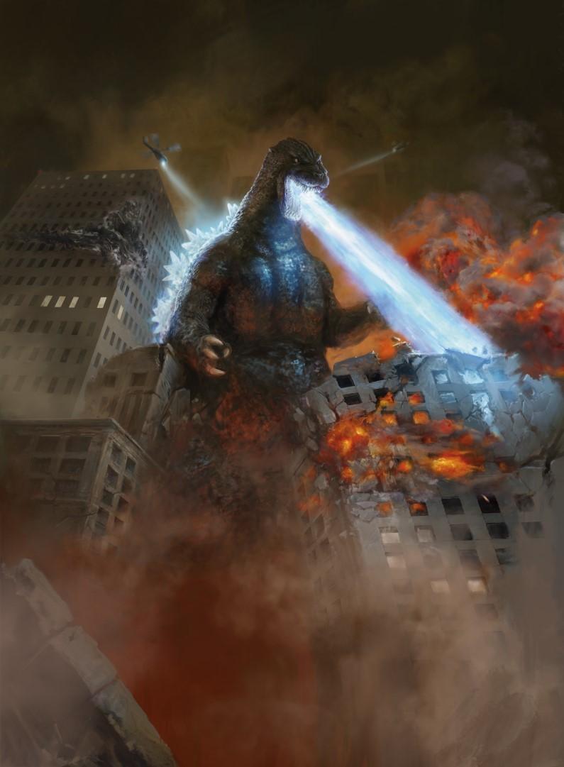 元祖TCGに日本を代表する怪獣が登場! マジック:ザ・ギャザリング最新セット『イコリア:巨獣の棲処』 『ゴジラ』コラボレーションカード企画のお知らせ