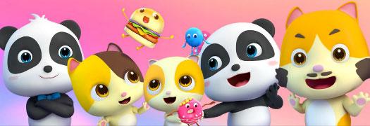 モーリーファンタジー・PALO限定!「BabyBus」 プライズゲーム用景品が8月7日(金)より展開開始