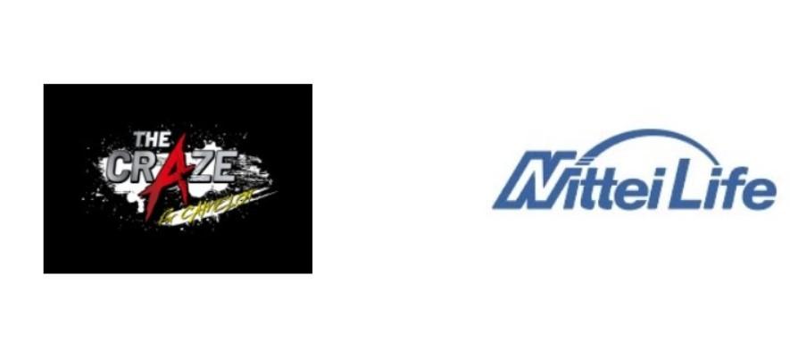 GFA株式会社主催の「The CRAZE For CAMELOT」  ニッテイライフ社とのプラチナスポンサー契約を締結