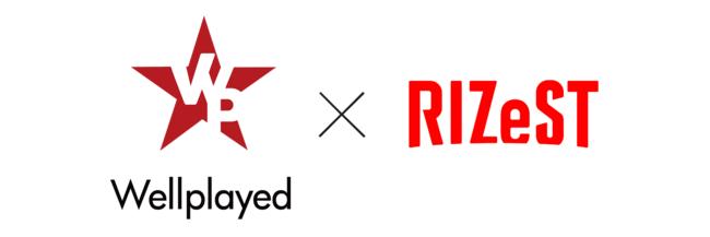 eスポーツエンターテイメント企業RIZeSTがウェルプレイドと合併。様々なノウハウ・実績を積んできた2社が協力しeスポーツ市場の成長に貢献。