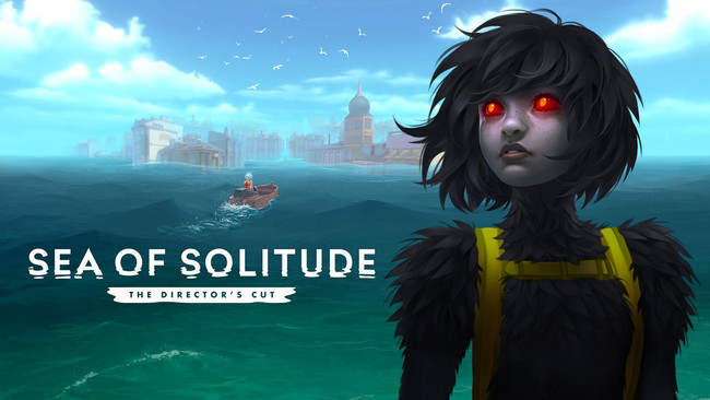 『SEA OF SOLITUDE: THE DIRECTOR'S CUT』Nintendo Switchパッケージ版の予約受付開始!