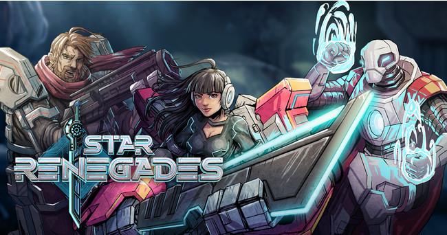 PS4/Switch/PC向けターン制バトルRPG『スターレネゲード』発売日変更のお知らせ