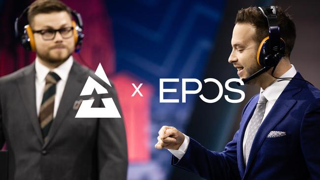 EPOSはBLAST Premierとのパートナーシップを拡大