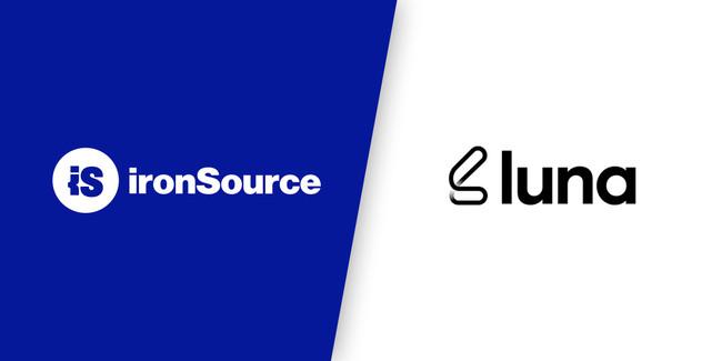 ironSourceが広告クリエイティブプラットフォームのLuna Labsを買収