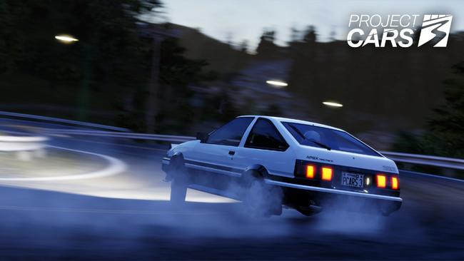 PlayStation®4/Xbox One/STEAM®「Project CARS 3」珠玉の日本の名車が収録された有料DLC第3弾『パワーパック』配信開始!