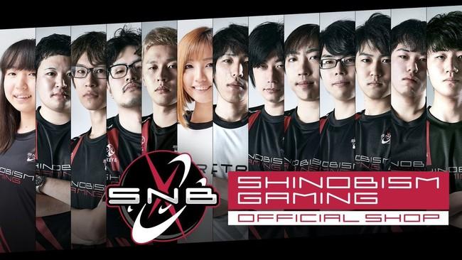 プロeスポーツチーム「忍ism Gaming」 3周年記念!期間限定レプリカユニフォーム受注販売開始!