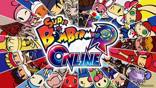 シリーズ最新作『スーパーボンバーマン R オンライン』基本プレー無料&マルチプラットフォーム向けに配信決定!
