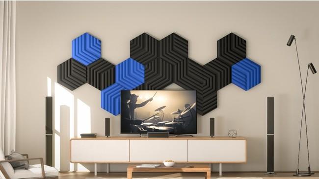 どんな空間もプロの音環境にカスタマイズ、 Elgatoの吸音パネル「Wave Panels」の販売を開始