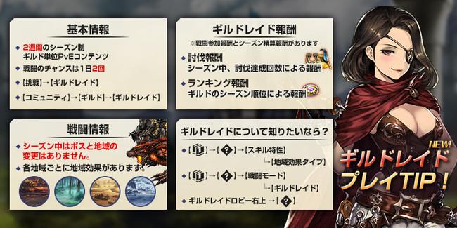 【NEOWIZ プレスリリース】采配バトルRPG『ブラウンダスト』新PvEコンテンツ「ギルドレイド」実装!