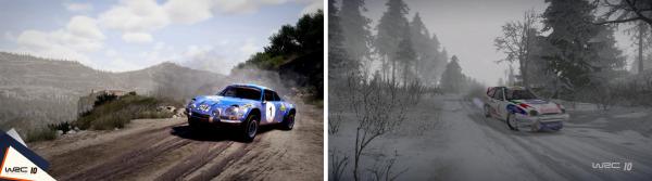 ラリーの魅力をすべて詰め込んだ50周年記念タイトル 『WRC10 FIA世界ラリー選手権』日本語版が PlayStation(R)5、PlayStation(R)4で2021年10月28日に発売