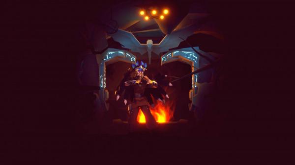 空中戦闘アクション×オープンワールドRPG『ファルコニア ウォリアーエディション』 シャーマンの語るストーリートレーラーやキャラクター情報を公開 プレミアムパックに同梱のサントラ収録の楽曲が試聴可能