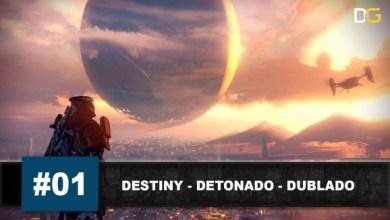 Destiny - Detonado - Dublado - Banner Topo