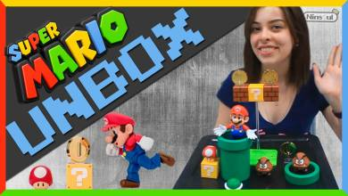 NinSoul - Super Mario Unbox - Figure Arts