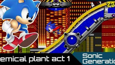 Sonic Generations - RK Play - Index