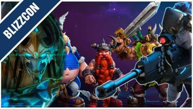 Blizzcon 2014 - Personagens - Franquias da Blizzard