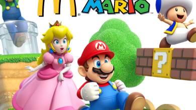 Super Mario - McDonald - Render Characters