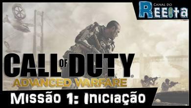 Canal do Reeita - COD Advanced Warfare - Imagem 01